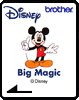 Disney Embroidery Card 11 : Big Magic